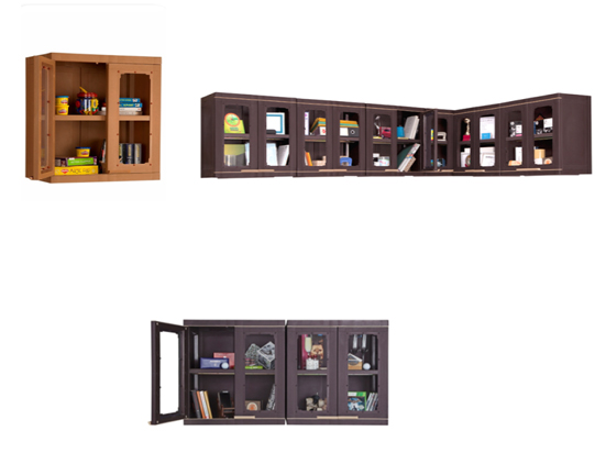 Wall Hanging Cabinet, Plastic Wall Cabinets
